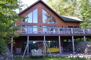Vacation Homes for rent in Hayward - White Pine Lodge