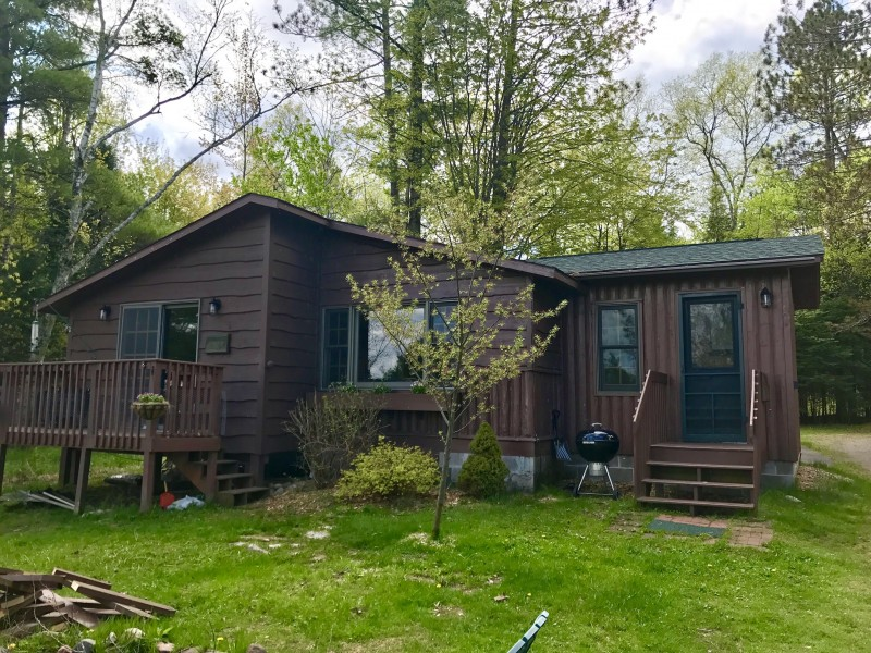Tamarack Cabin on Lost Land Lake