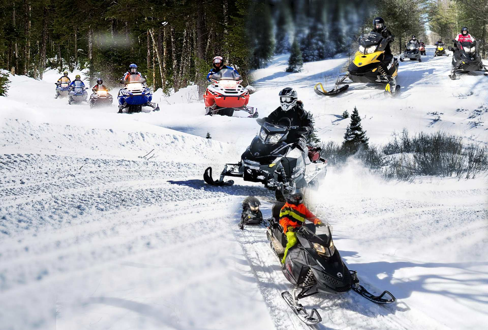Homes Near Snowmobile Trails